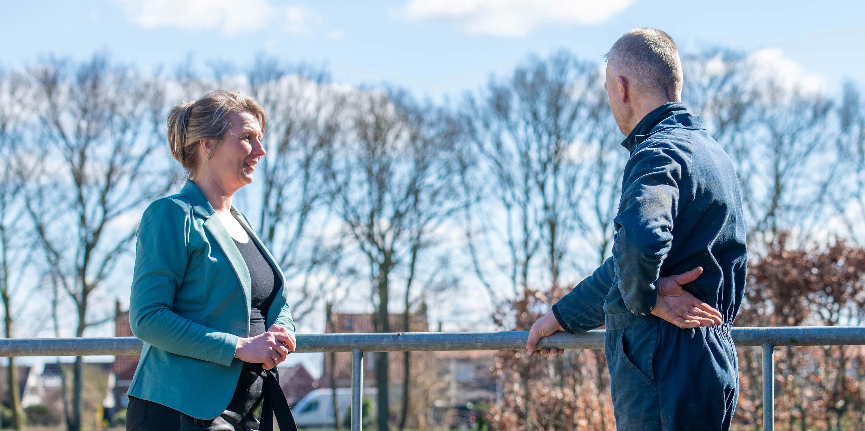 coaching door Lianne Veenstra